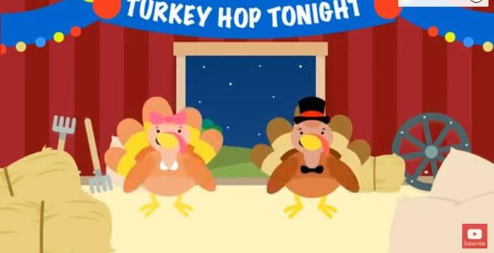thanksgiving songs for kids