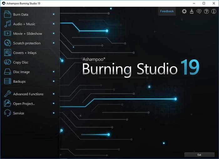 Windows-based Blu-ray Burning Program