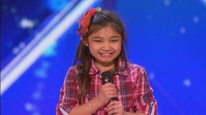 the best child singer