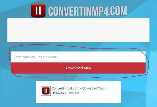 Online YouTube to MP4 Converter - converinmp4