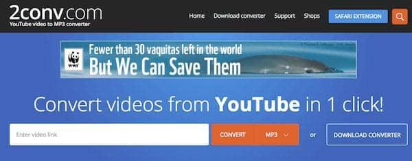 Online YouTube to MP4 Converter - conv.com