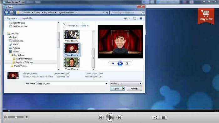 best 4k blu ray player software