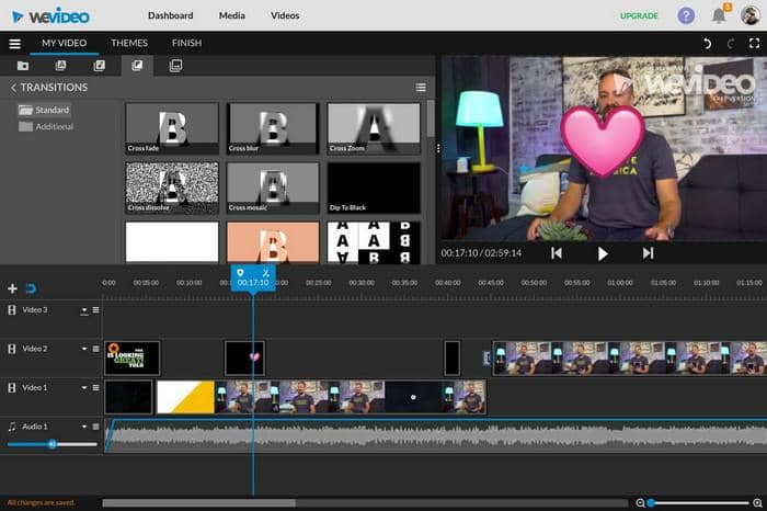 video editing for chromebook