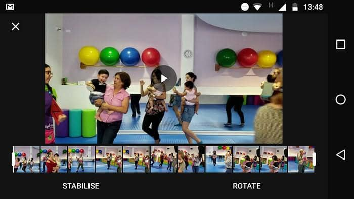 video editing app for chromebook
