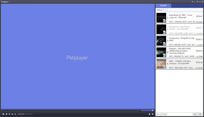 wmv video player for windows