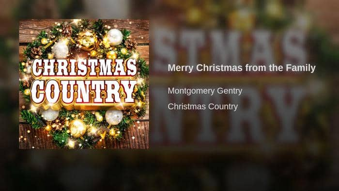 youtube country christmas music