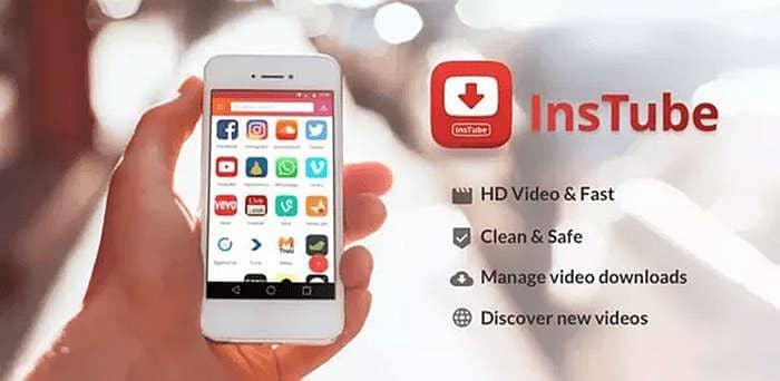 InsTube YouTube MP3 downloader app