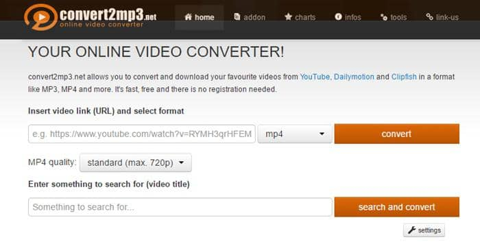 youtube video converter to avi online free