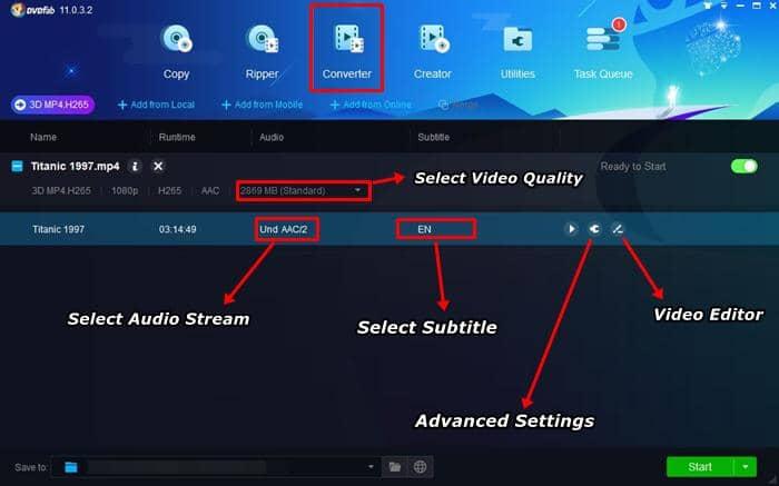 2d videos to 3d videos, best 3d converter, convert videos