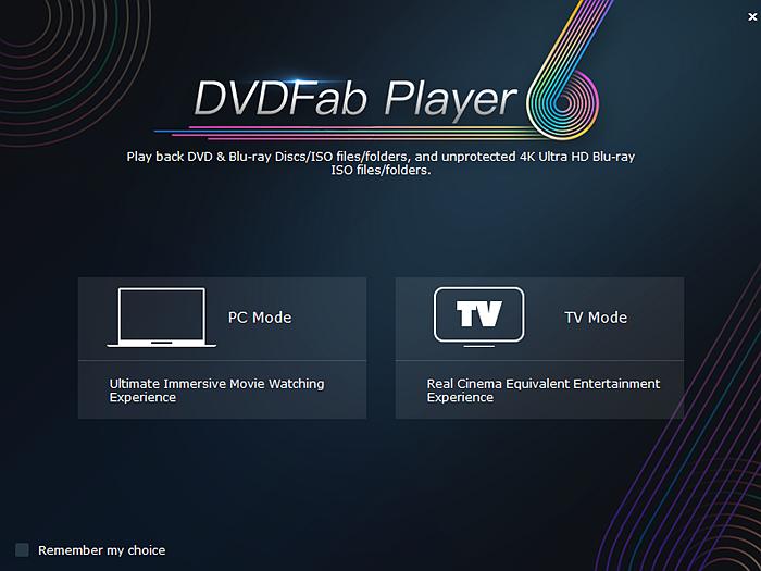 DVDFab player 6