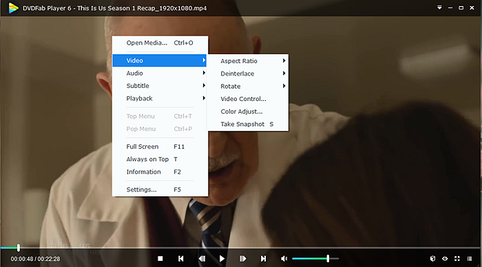 How to play H.265 videos?