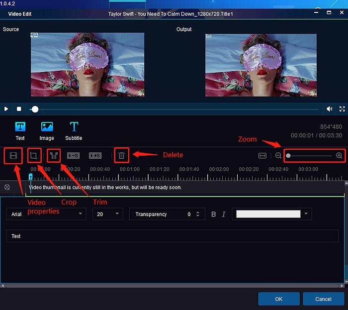 convert blu-ray to video editor