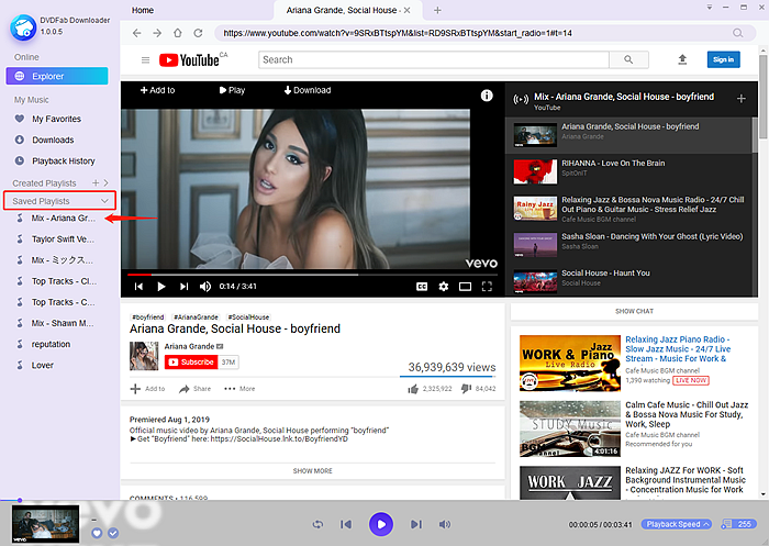 how to download songs from youtube