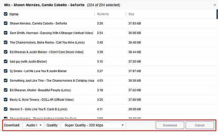 youtube playlist downloader, youtube to mp3, download youtube to mp3