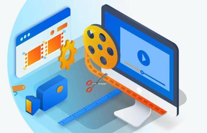 Convert video between various formats