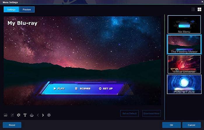 blu ray dvd player